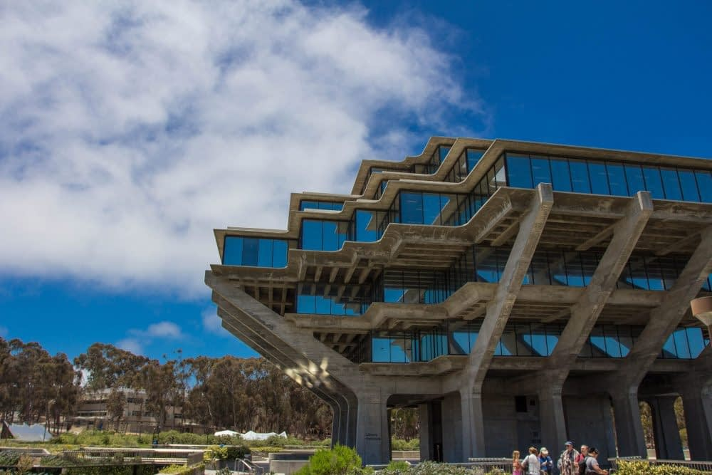 UCSD's Geisel Library